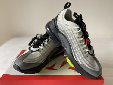エアマックスズーム950のサイズ感や履き心地を購入レビュー